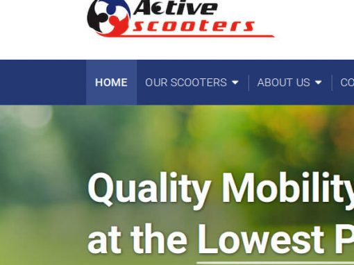 Project Active Scooters